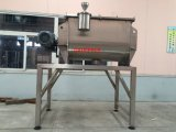 200-2000L Mezclador horizontal de la cinta con el pulverizador líquido para el polvo de la nutrición del deporte