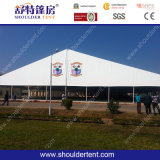 Tende di mostra con il marchio di stampa (SDC1005)