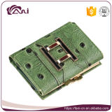 Señoras de cuero Pars Wallets Factory, Money Clip Wallet 2017