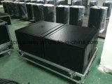 Q1&Q-Sub si raddoppiano una parte superiore da 10 pollici e scelgono una riga attiva compatta secondaria sistema di schiera, audio altoparlante professionale da 18 pollici con il modulo dell'amplificatore