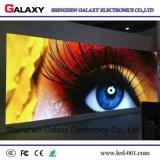 Afficheur LED d'intérieur de l'espacement des pixels HD de la galaxie P1.5625/P1.667/P1.904/P2/P3 petit