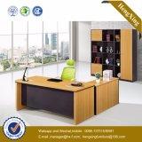 Офисная мебель таблицы управленческого офиса цвета дуба самомоднейшая (HX-GD039)