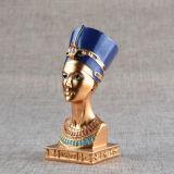 Egito Figurine Resin Craft Decoração para casa Decoração de férias