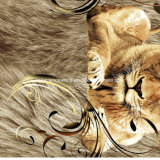 100%Polyester Puma Pigment&Disperse Printed Fabric for Bedding Set