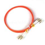 ISO9001 fibre optique Patchcord de la conformité FTTH LC/Upc-LC/Upc