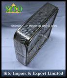 304 cestas de la desinfección del acero inoxidable