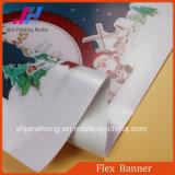 precio de fábrica de 510 gramos Frontlit PVC laminado en caliente de impresión Flex Banner