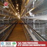 A & tipo das gaiolas de H de 3 & 4 séries para 20, gaiola de 000 explorações agrícolas
