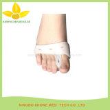 医学の極度の柔らかいゲルのForefootのパッド