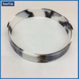 Подгонянный браслет силикона шлепка полосы запястья руки способа