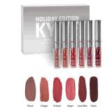 Оптовая продажа фабрики варианта праздника губной помады 6PCS Kylie Jenner предложения фабрики