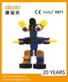 88pcs de la déformation des blocs de construction des blocs de jouets en plastique des blocs de construction des blocs en plastique