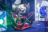 2017 neues Modell6 Dof-Bewegungs-laufendes Auto mit hohem Bildschirm der Definition-3 von China