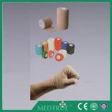 Atadura autoadesiva médica aprovada de Ce/ISO (MT59388022)