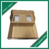 Faltbarer gewölbter Cardbaord Papierkasten-verpackenzoll