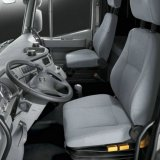 Camion d'entraîneur de Sih Genlyon M100 380HP avec l'engine de curseur
