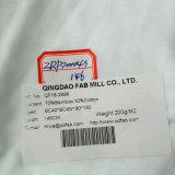 Mehrere überlagern Chlorid-weißen Bambus/organisches Baumwollgewebe (QF16-2696)