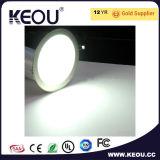 Commerce de gros de lumière Keou 12W 15W Ra de panneau à LED>80 AC100-265V