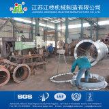 Machine de fabrication de tuyaux en béton à vibrations de base