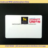 Kursteilnehmer Identifikation-Karte - Plastikmitgliedskarte ISO7810 Cr80