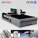 Low Cost Silver Stainless Steel CNC Low Cost Fiber YAG Laser Cutter