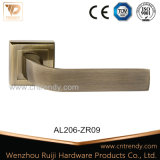 Внутренние ручки дверей мебельная фурнитура алюминиевый запирания на ручке двери (AL206-ZR09)