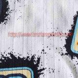 女性の夜会服のスカートの衣服のためのジャカード印刷の綿織物