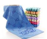 Superfine полотенце сухих волос печати обезьяны рта волокна