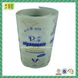 La qualité imperméable à l'eau Custome a estampé le collant/étiquette en plastique