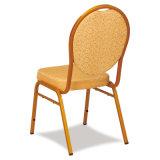 أنيق ألومنيوم مستديرة ظهر مأدبة أثاث لازم مأدبة كرسي تثبيت
