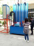 Vertikaler Typ CNC-Induktions-Verhärtung-Werkzeugmaschine für Wellenzahnrad mit Scannen