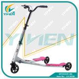 """trotinette"" do ""Speeder"" do tipo de Yilien para ambos os miúdos e ""trotinette"" adulto do balanço da roda do uso 3"