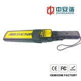 Широкий детектор металла палочки обеспеченностью сигнала тревоги звука/вибрации ряда скеннирования Handheld с высокой чувствительностью