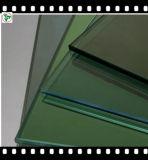 4mm/5mm/5.5mm/6mm ISO9001/Ce를 가진 프랑스 녹색 부유물 건물 유리