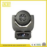 Indicatore luminoso capo mobile del fascio dello zoom di alone 19PCS LED