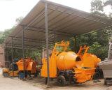 Bomba portátil principal original do misturador concreto do reboque da bomba 450L de Rexroth da manufatura da polia com venda quente da energia eléctrica em Indonésia (JBT40-P)