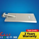 IP65 20W 통합 가로등 태양 램프