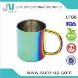 Interior y exterior de acero inoxidable taza de cobre / Cup
