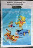 LDPE Troqueladas Bolsas Troqueladas Pomo de puerta parche Bolsa Bolsa de mango Troqueladas Poly Poly Bolsa Boutique Bolsa Bolsa de mango Shopping Bag Bolsa Bolsa de prendas de vestir