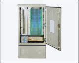576cores SMC im Freien Faser-Optikschrank-optisches Kabel-Kreuz-Anschluss-Schrank