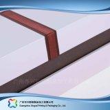 Подарок деревянных/картона бумажные упаковывая/ювелирные изделия/косметическая коробка (xc-hbc-008)