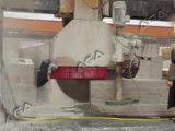 De Snijder van het blok met Horizontaal Blad voor Marmeren Plakken