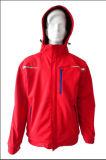 2017熱い高品質のナイロン赤いジャケット作業布のWorkwearの服装の不足分のつなぎ服