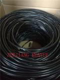 Cavo elettrico del cavo di comunicazione Utpcat5e 4 accoppiamenti di Cat5 UTP del cavo della rete