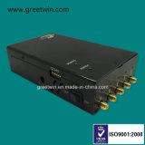 Interruptores simples Disruptor de telefone móvel Dispositivo de bloqueio GPS Pocket Sized (GW-JN5L)