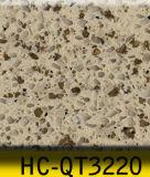 Верхняя часть кухни камня кварца обеспечения качества