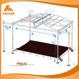 アルミニウム段階のトラス、屋外段階の屋根のトラス(TP03-11)