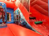 Фабрика подгоняла раздувные скача замоки House& прыжока (RB2015-2)
