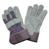 Schützende Sicherheits-Arbeitskräfte, die Handschuhe mit en 388 Arbeits sind