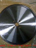 Tct 250 mm para las cuchillas de acero inoxidable y acero del molde